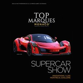 Top Marques Monaco - From April 19th to April 22nd 2018.