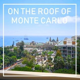 Le Park Palace, Exceptional Penthouse on the roof of Monaco