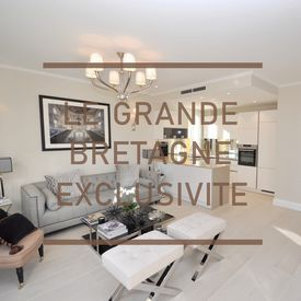 Le Grande Bretagne - Charming apartment near the Casino, Sole Agent.