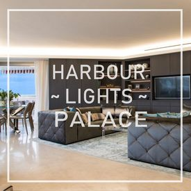 The Harbour Lights Palace, Exceptional contemporary apartment with superb panoramas