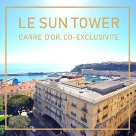 Le Sun Tower, Prestigieuse adresse au cœur du Carré d'Or.
