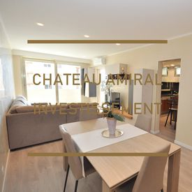 The Château Amiral, lovely 3 room flat for sale