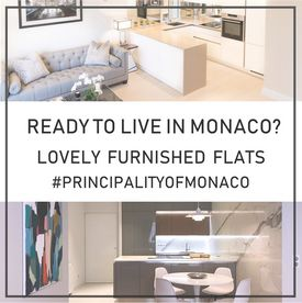 Ready to live in Monaco !
