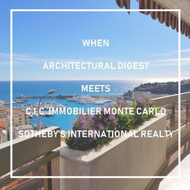 When Architectural Digest meets our agency.
