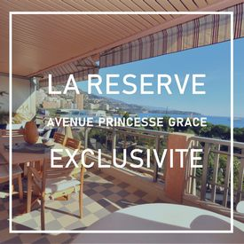 La Réserve, Beautiful apartment in a luxury building.