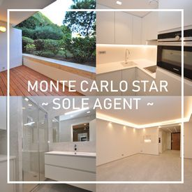 The Monte Carlo Star, Spacious renovated studio in the heart of the Carré d'Or.