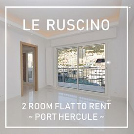 Le Ruscino, Beautiful renovated 2 room flat on the Port