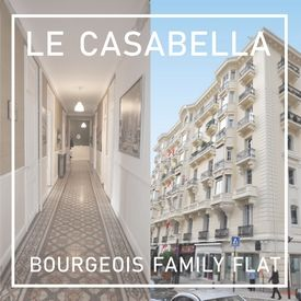 Casabella, Superb Bourgeois Apartment for sale in Monte Carlo